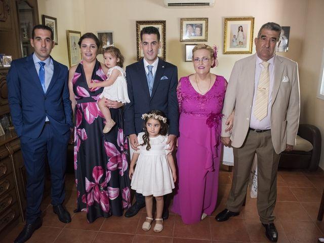 La boda de Jose María y Melibea en Villanueva Del Trabuco, Málaga 22