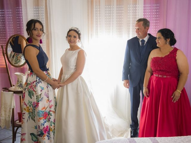 La boda de Jose María y Melibea en Villanueva Del Trabuco, Málaga 26