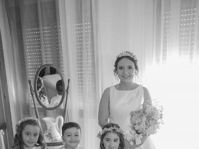 La boda de Jose María y Melibea en Villanueva Del Trabuco, Málaga 27