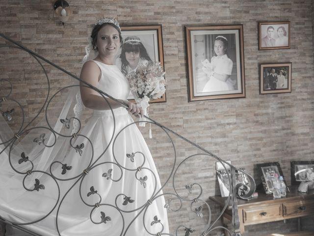 La boda de Jose María y Melibea en Villanueva Del Trabuco, Málaga 28