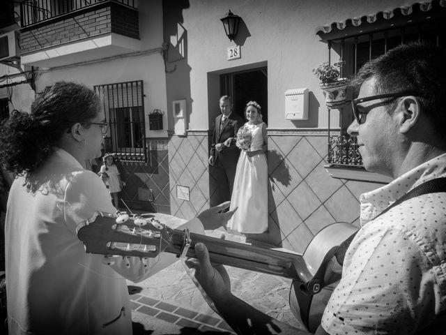 La boda de Jose María y Melibea en Villanueva Del Trabuco, Málaga 29