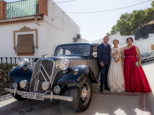 La boda de Jose María y Melibea en Villanueva Del Trabuco, Málaga 30