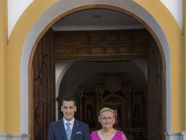 La boda de Jose María y Melibea en Villanueva Del Trabuco, Málaga 31