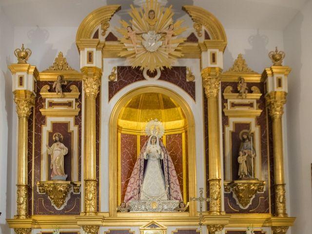 La boda de Jose María y Melibea en Villanueva Del Trabuco, Málaga 32