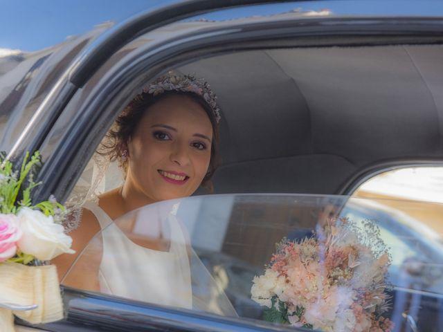 La boda de Jose María y Melibea en Villanueva Del Trabuco, Málaga 35