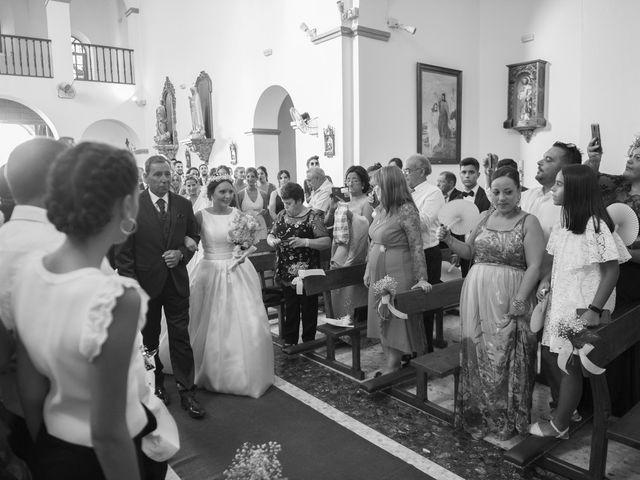 La boda de Jose María y Melibea en Villanueva Del Trabuco, Málaga 37