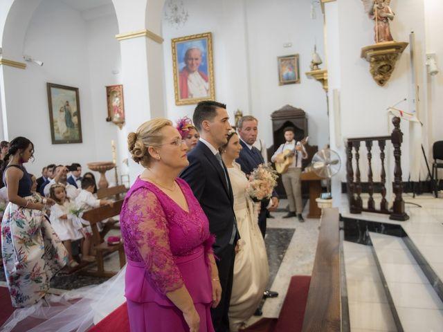 La boda de Jose María y Melibea en Villanueva Del Trabuco, Málaga 39
