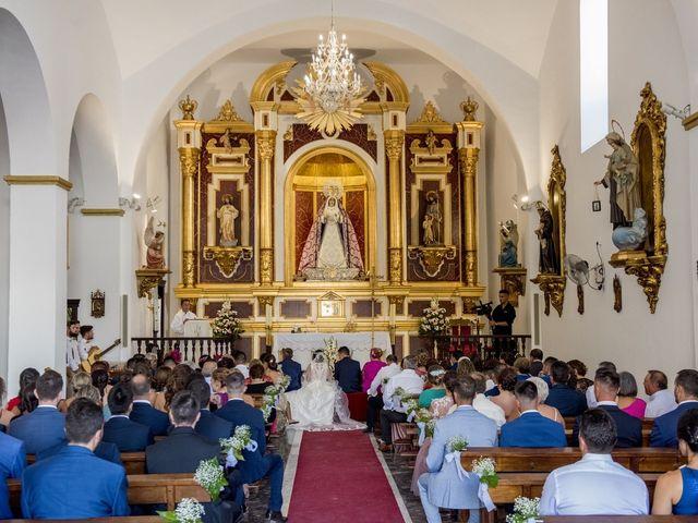 La boda de Jose María y Melibea en Villanueva Del Trabuco, Málaga 40