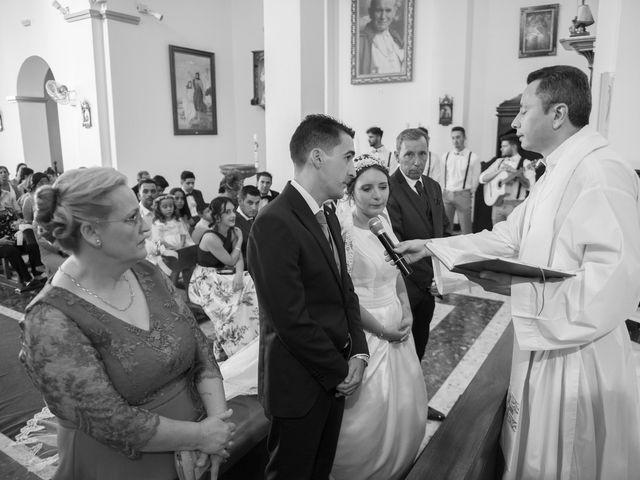 La boda de Jose María y Melibea en Villanueva Del Trabuco, Málaga 41
