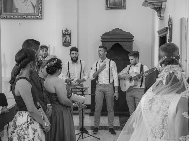 La boda de Jose María y Melibea en Villanueva Del Trabuco, Málaga 42