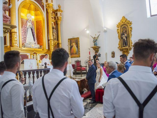 La boda de Jose María y Melibea en Villanueva Del Trabuco, Málaga 43