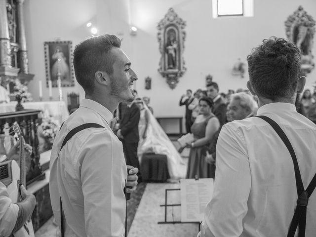 La boda de Jose María y Melibea en Villanueva Del Trabuco, Málaga 44