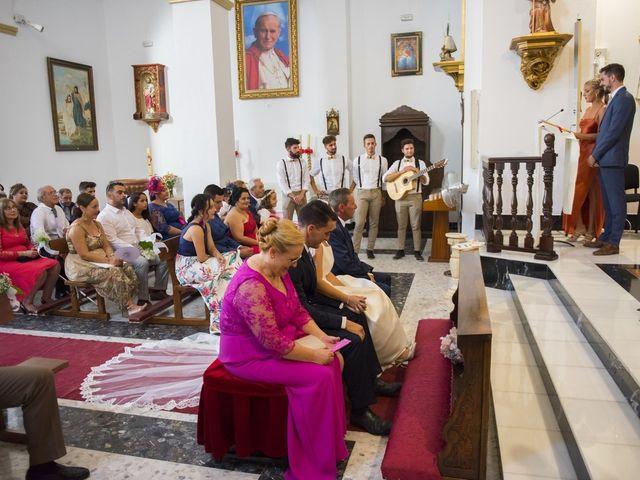 La boda de Jose María y Melibea en Villanueva Del Trabuco, Málaga 46