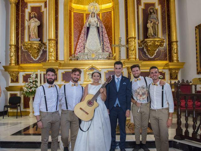 La boda de Jose María y Melibea en Villanueva Del Trabuco, Málaga 47