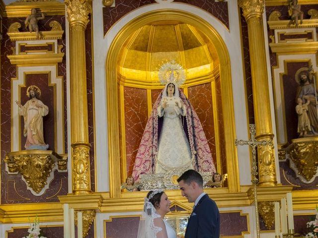 La boda de Jose María y Melibea en Villanueva Del Trabuco, Málaga 48