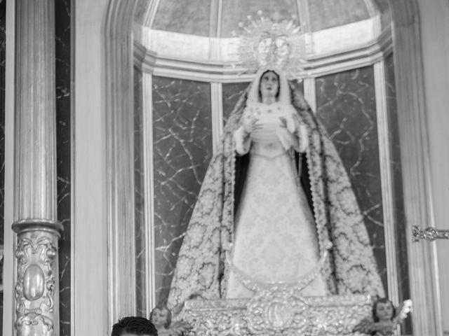 La boda de Jose María y Melibea en Villanueva Del Trabuco, Málaga 49