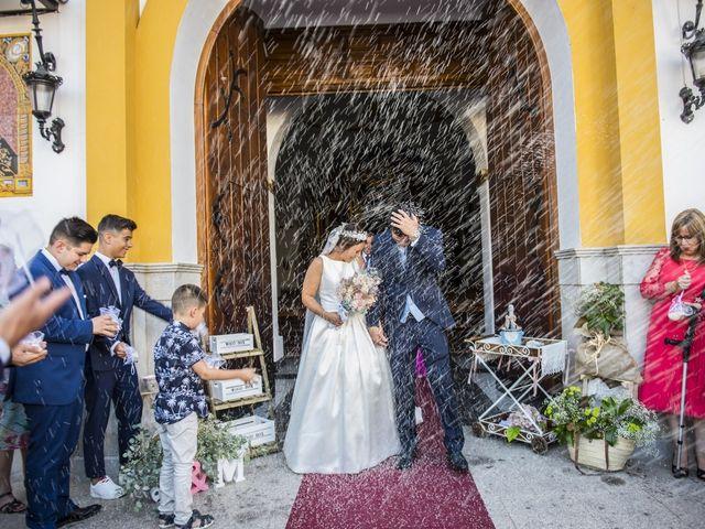 La boda de Jose María y Melibea en Villanueva Del Trabuco, Málaga 50