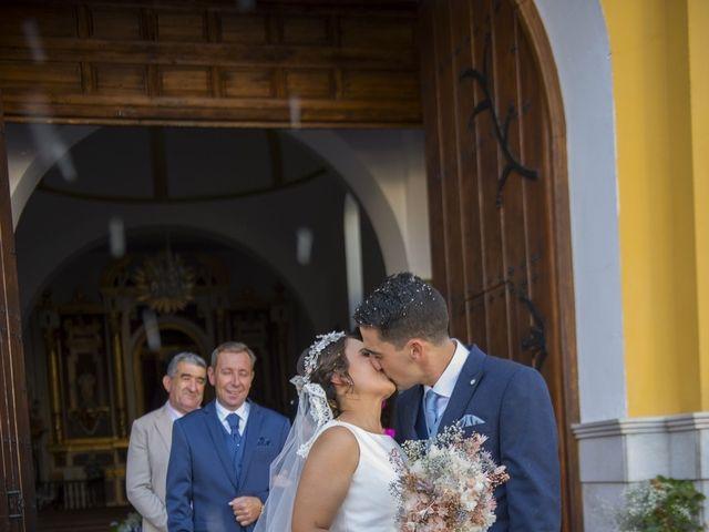 La boda de Jose María y Melibea en Villanueva Del Trabuco, Málaga 51
