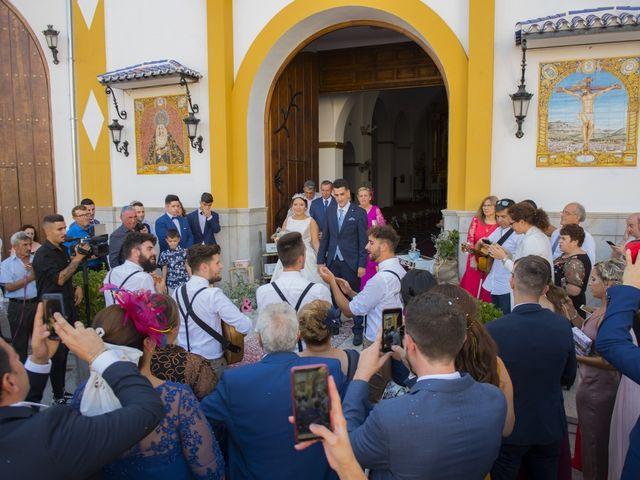 La boda de Jose María y Melibea en Villanueva Del Trabuco, Málaga 53