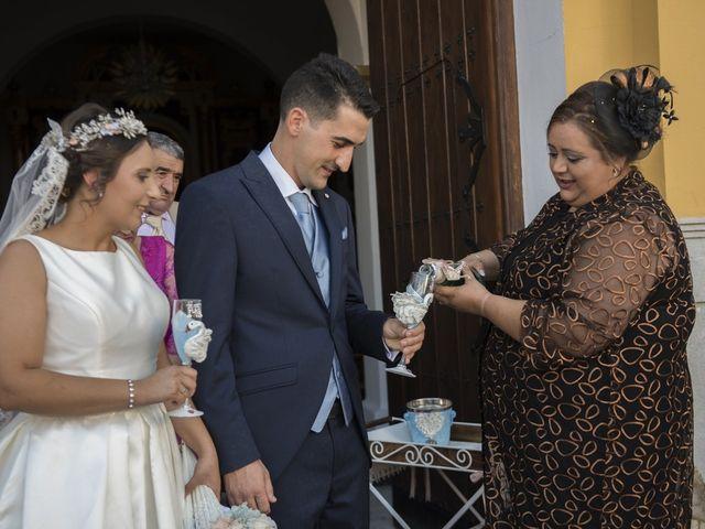 La boda de Jose María y Melibea en Villanueva Del Trabuco, Málaga 56