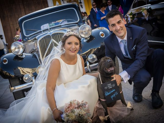 La boda de Jose María y Melibea en Villanueva Del Trabuco, Málaga 57