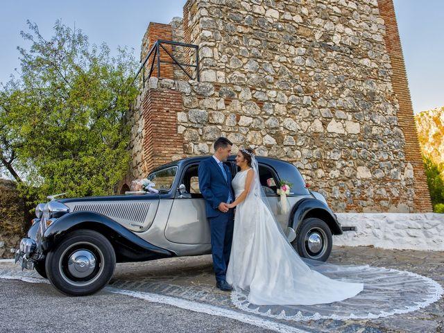 La boda de Jose María y Melibea en Villanueva Del Trabuco, Málaga 58