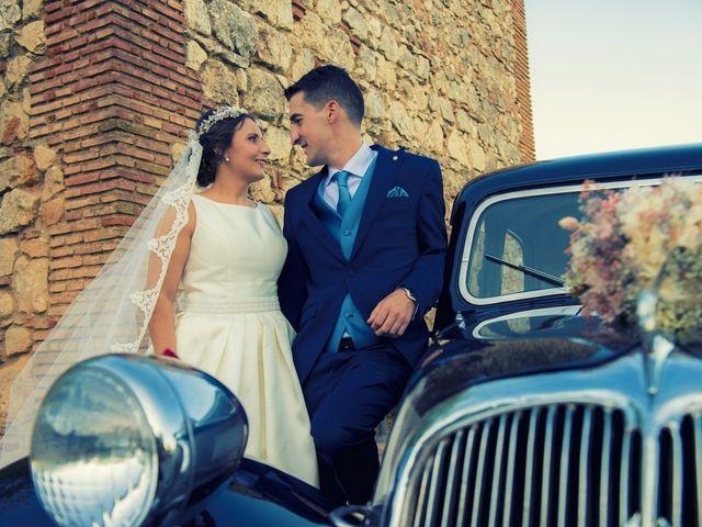 La boda de Jose María y Melibea en Villanueva Del Trabuco, Málaga 61