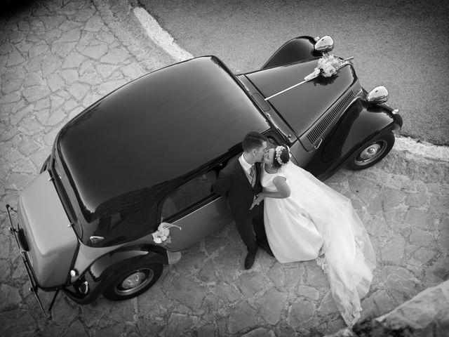 La boda de Jose María y Melibea en Villanueva Del Trabuco, Málaga 62