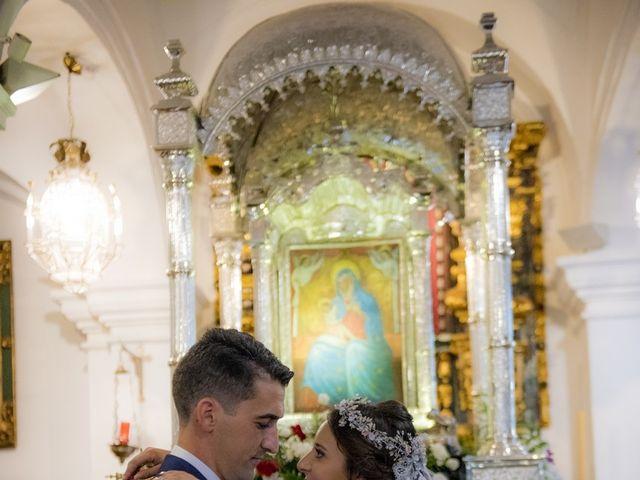 La boda de Jose María y Melibea en Villanueva Del Trabuco, Málaga 68