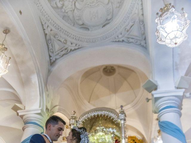 La boda de Jose María y Melibea en Villanueva Del Trabuco, Málaga 69