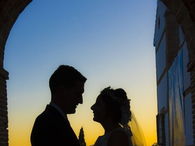 La boda de Jose María y Melibea en Villanueva Del Trabuco, Málaga 70