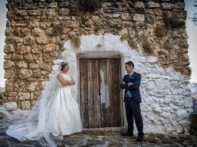 La boda de Jose María y Melibea en Villanueva Del Trabuco, Málaga 71