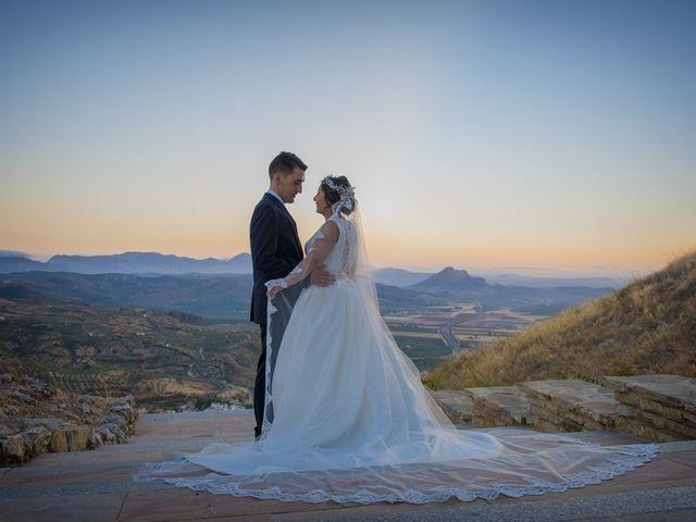 La boda de Jose María y Melibea en Villanueva Del Trabuco, Málaga 72