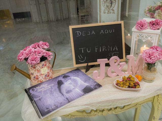 La boda de Jose María y Melibea en Villanueva Del Trabuco, Málaga 79