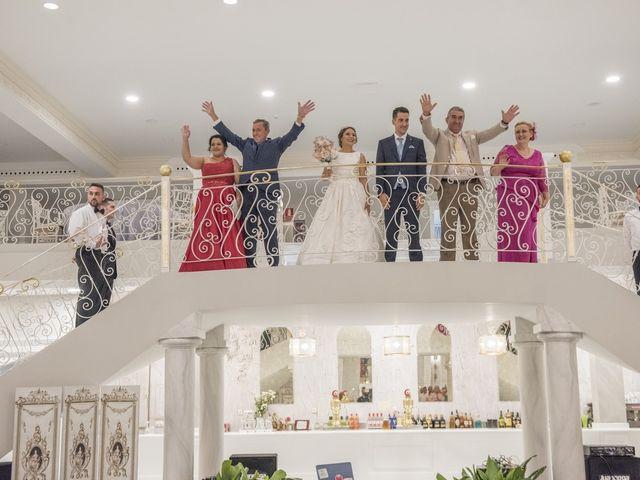 La boda de Jose María y Melibea en Villanueva Del Trabuco, Málaga 81