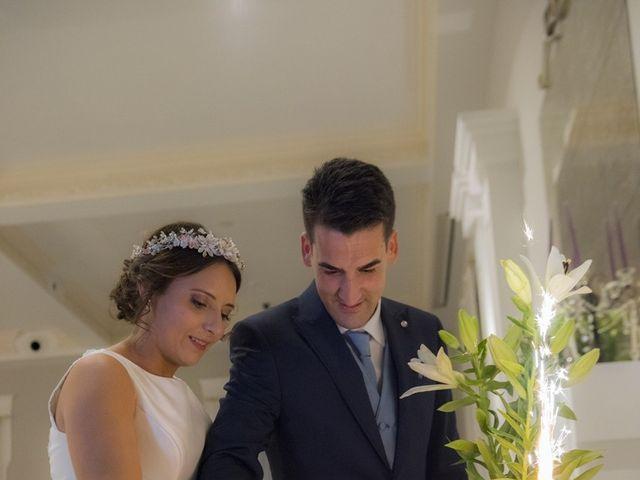 La boda de Jose María y Melibea en Villanueva Del Trabuco, Málaga 84