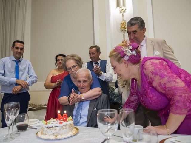 La boda de Jose María y Melibea en Villanueva Del Trabuco, Málaga 85