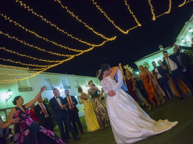 La boda de Jose María y Melibea en Villanueva Del Trabuco, Málaga 87