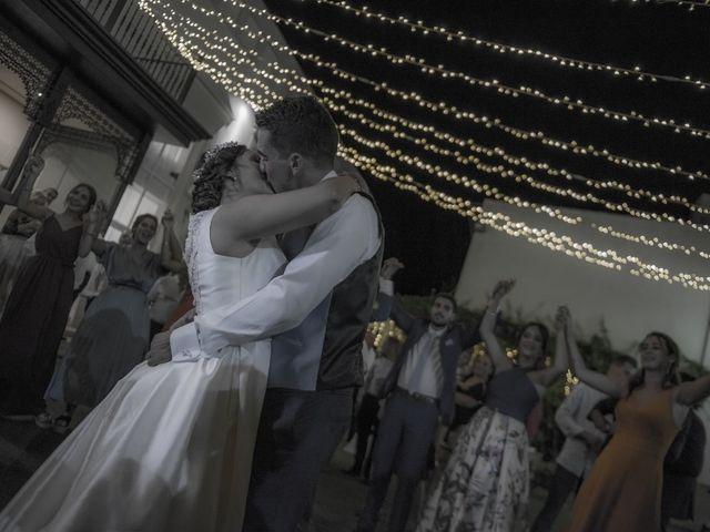 La boda de Jose María y Melibea en Villanueva Del Trabuco, Málaga 88