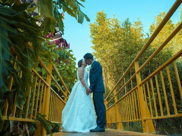 La boda de Jose María y Melibea en Villanueva Del Trabuco, Málaga 98