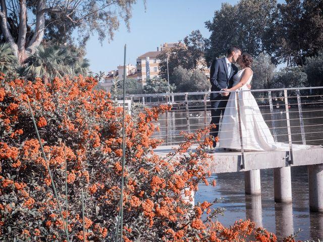 La boda de Jose María y Melibea en Villanueva Del Trabuco, Málaga 103