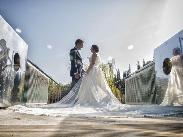 La boda de Jose María y Melibea en Villanueva Del Trabuco, Málaga 104