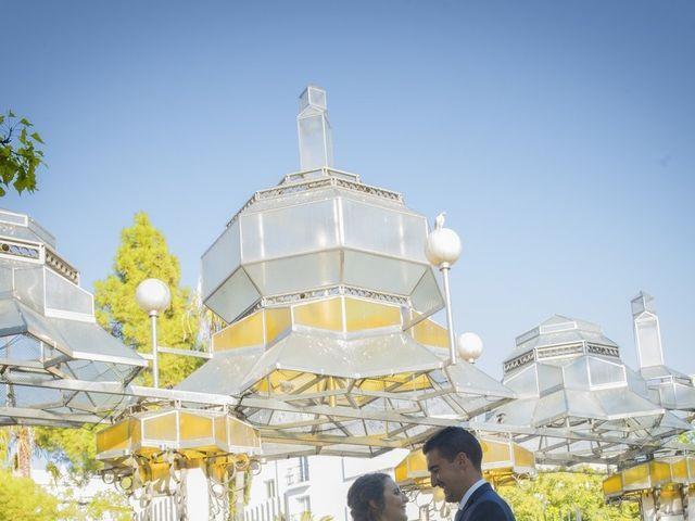 La boda de Jose María y Melibea en Villanueva Del Trabuco, Málaga 107