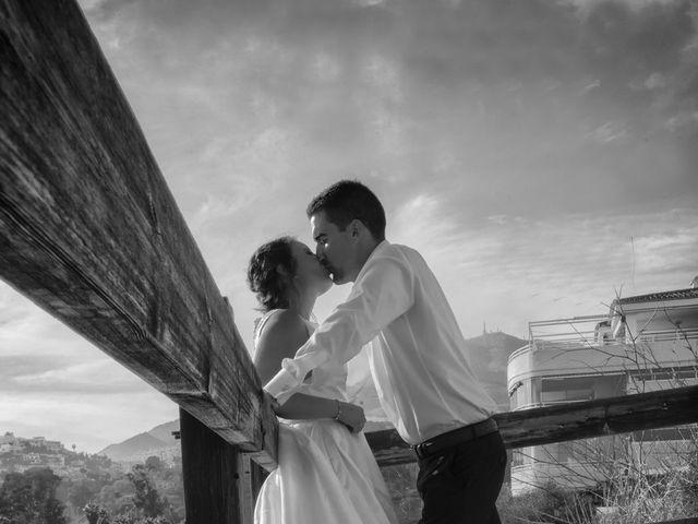 La boda de Jose María y Melibea en Villanueva Del Trabuco, Málaga 110