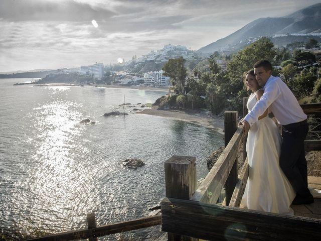 La boda de Jose María y Melibea en Villanueva Del Trabuco, Málaga 111