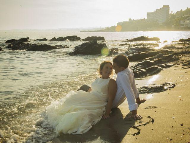 La boda de Jose María y Melibea en Villanueva Del Trabuco, Málaga 118
