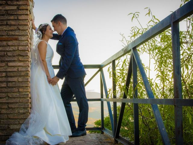 La boda de Jose María y Melibea en Villanueva Del Trabuco, Málaga 140