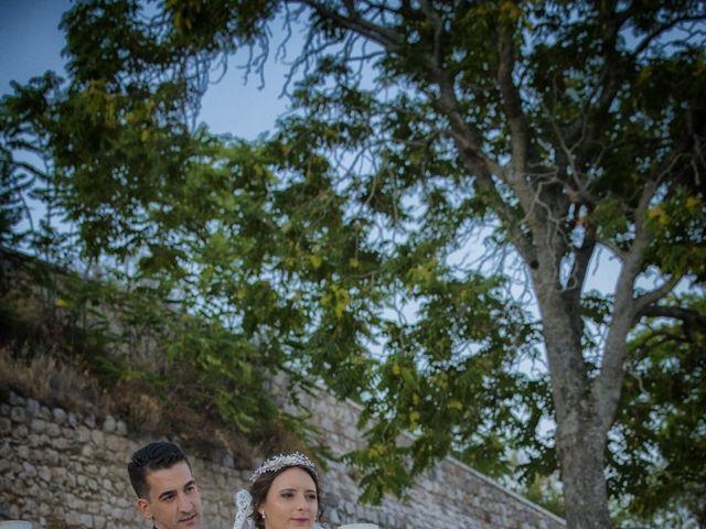 La boda de Jose María y Melibea en Villanueva Del Trabuco, Málaga 141