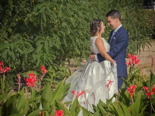 La boda de Jose María y Melibea en Villanueva Del Trabuco, Málaga 142