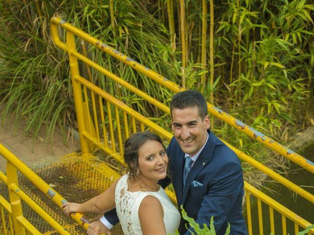 La boda de Jose María y Melibea en Villanueva Del Trabuco, Málaga 149